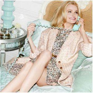 kate spade emma sequin blush dress size 6 nwt